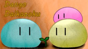 More Dangos by kiraragirl250