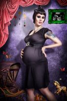 Freak Alt MaMa II - 31 Week Maternity Shoot by falt-photo