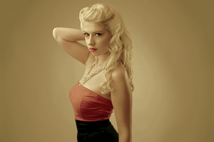 50's Blond by Astoroth