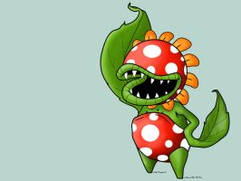 Petey Piranha v2 by deathsun