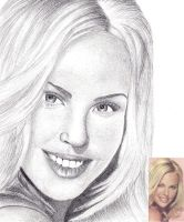 Charlize Theron by garciangel