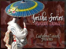 Geisha Parasol Dance PACK by themuseslibrary