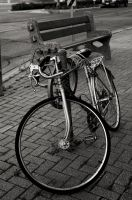 bicycle by chirilas