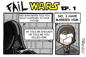 Fail Wars Ep. 1 by GiulianoBotter