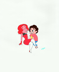 There Are Many Adventures, Steven by BloodSuckinBat