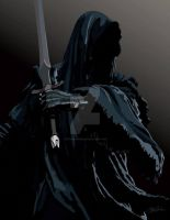 Ringwraith by witchking08