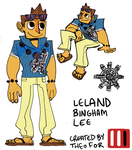 Leland Concept Art Current by BrianDanielWolf