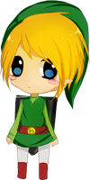 chibi Link by Hannun