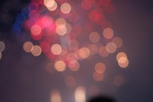 Celebratory Bokeh by Professor-Kirby