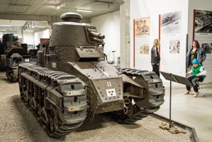 Renault NC 27 - Stridsvagn FM/28 picture 2 by attomanen
