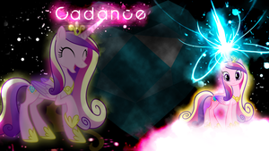 Princess Cadance Wallpaper V. 2 by Arakareeis