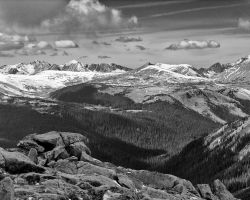 Rocky Mountain National Park by jbkalla