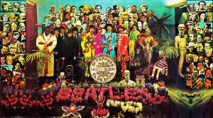 0002 - The Beatles - Sergeant Pepper's by sunsetcolors