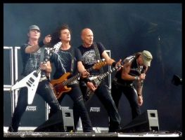 Accept - Hellfest 2013 by Wild-Huntress