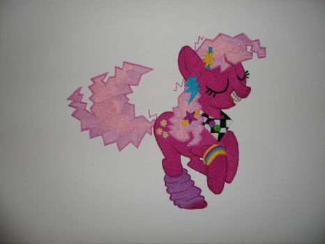 80's Cheerilee Embroidery by PaperFox92131