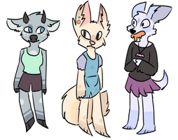 MORE custom characters by dicipls