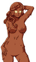 SC - Female Clayface by ehcs