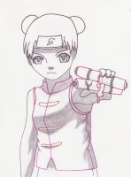 SS: Tenten by AnimeAnimalLover101