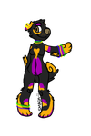 Anthro Canine Adopt //OPEN// by SNlCKERS