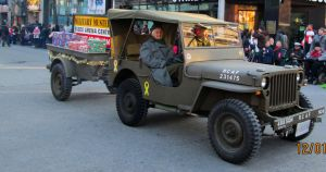Old School Army Jeep Pic 2  by catsvsfox
