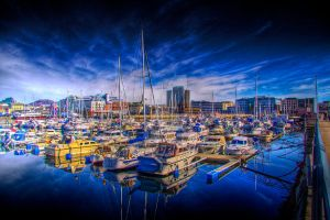 Harbour by Sapka