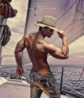 The Sailor by CindysArt