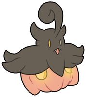 [FANART] Pumpkaboo sticker by Ayinai