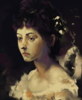 Master Study: Sargent by CrayonMechanic