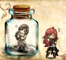 Belmont in a Bottle II by LadyCerbero