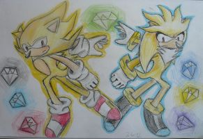 One hour Sonic- Together we can by iheartsonic
