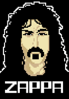 The Great Zappa by bienmexicano