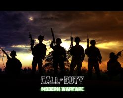 Call of duty by Intro92