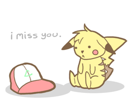 I miss you by Rap3Monst3r