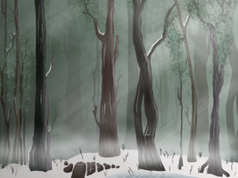 Forest BG by Zethian