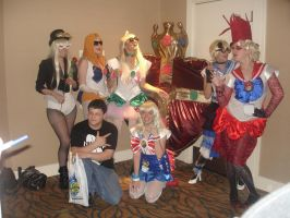 2. SMA Crew At AnimeNEXT 2010 by ChibiAngel86