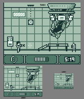 Portal - Game Boy Version by Paulo60379