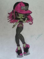 Alie Lectric | All Swagged Out by Nut-Rition