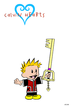Calvin Hearts: The Calvin Key by RelativelyBest