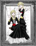 Old Twin Souls gothic ver by kittymint98