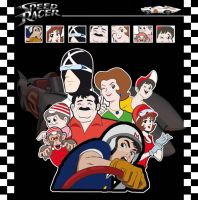 oO Speed Racer Oo by SP-Chonchu
