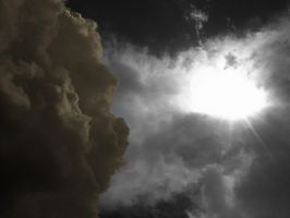 Faces in the Clouds by OtherWorldyImages