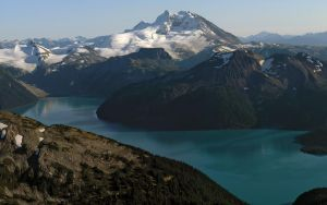Garibaldi Lake by IvanAndreevich