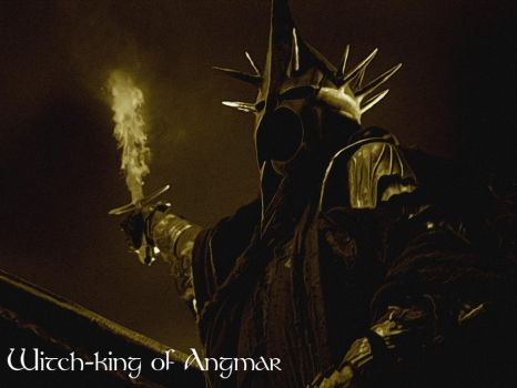 The Witch King of Angmar by WitchKingOfAngmar78