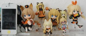 SeeU Figure-Collection by handockgirl