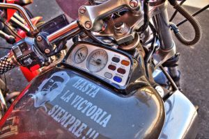 Motorbike HDR III by TheSoftCollision