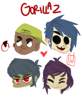 Gorillazzz plus READ if interested in slot by temporaryWizard
