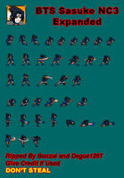 Sasuke NC3 Sprite Sheet Expanded by Degue-1297