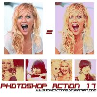 Photoshop Action 017 by ToxicActions