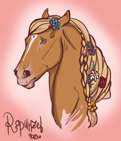 Rapunzel by Padfoot7411