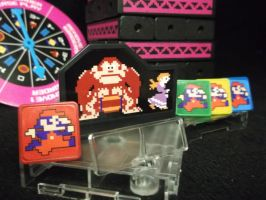 Donkey Kong, the influence of my childhood by forever-at-peace